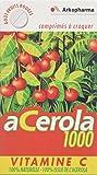 Arkopharma Acérola 1000 Vitamine C 100% Naturelle 30 Comprimés à Croquer