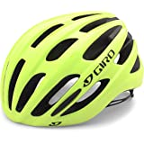 Giro Foray Bike Helmet - Highlight Yellow Medium