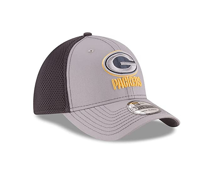 innovative design faa8b 85063 NFL Grayed Out NEO 2 39THIRTY Stretch Fit Cap  Amazon.co.uk  Sports    Outdoors