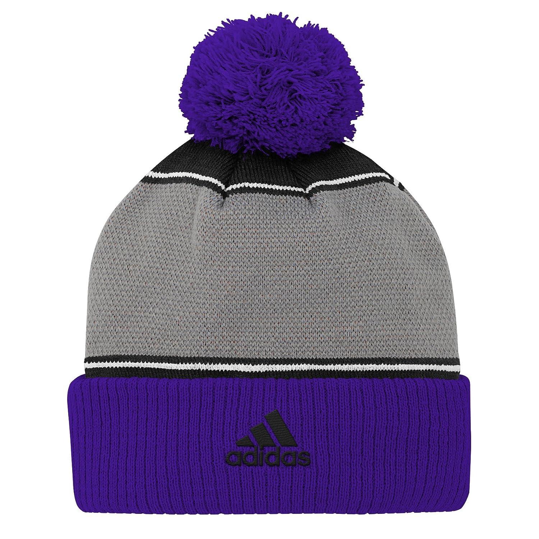 online store 2ef67 a7eee MLS Orlando United Youth Boys Fan Cuffed Pom Hat, 1 Size, Regal Purple,  Baseball Caps - Amazon Canada