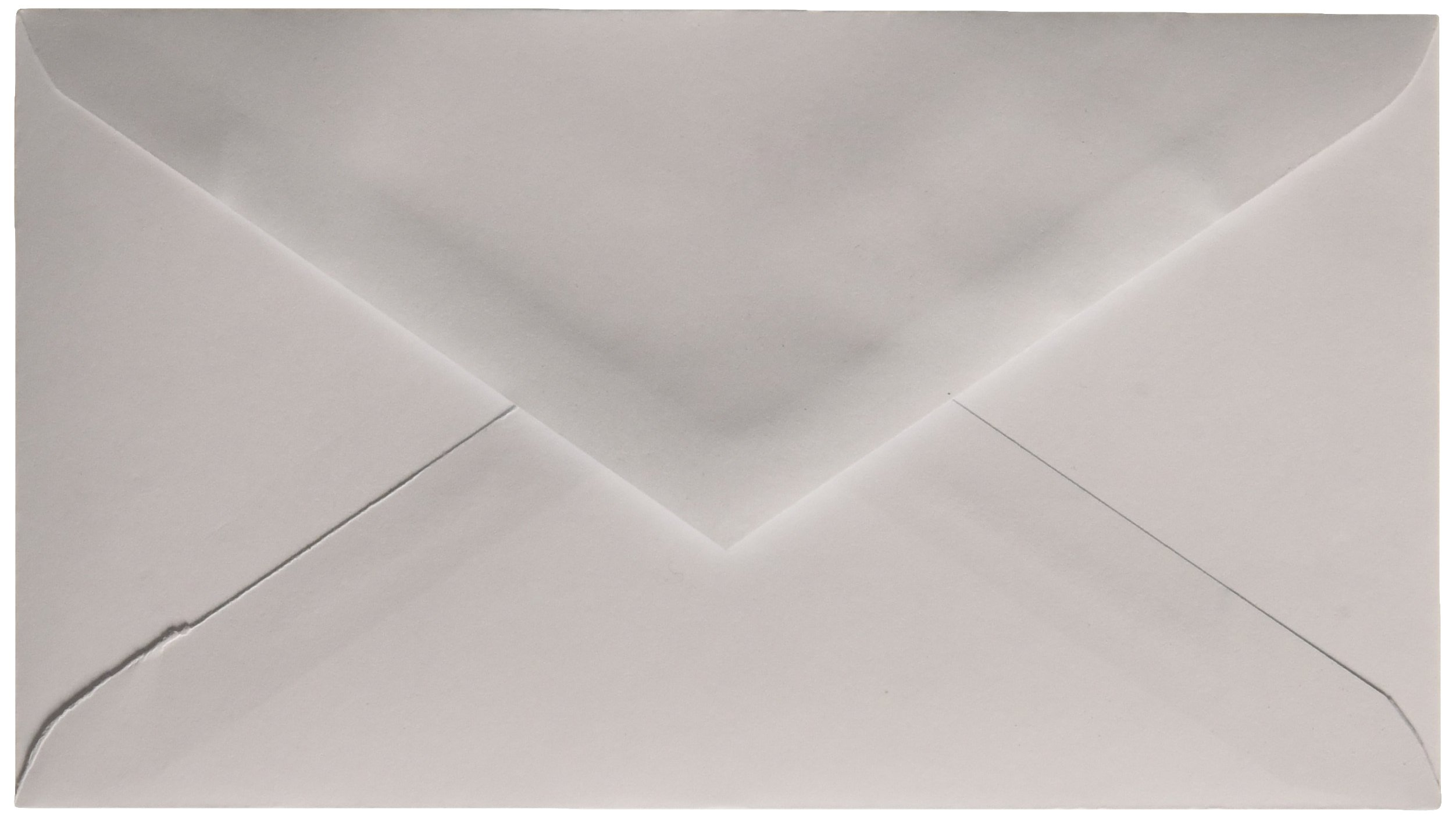 School Smart Envelopes with Gummed Flaps - Size 6 3/4 - Box of 500 - White