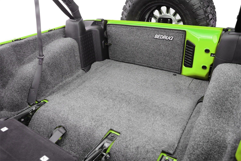 BedRug CBRJK112 fits 2011 JK 2 Dr BedRug Jeep Combo Kit Includes Front and Cargo Kit