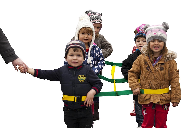 - Corde De Promenade Walkodile Safety Web R/ênes B/éb/é Avec Jeux Dapprentissage Gratuits Pour Les Promenades Livret//Guide. Corde de Marche pour 4 enfants R/ênes dEnfants