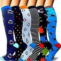 Compression Socks Women & Men 20-30mmHg - Best Support for Running,Sports,Hiking,Flight Travel,Circulation