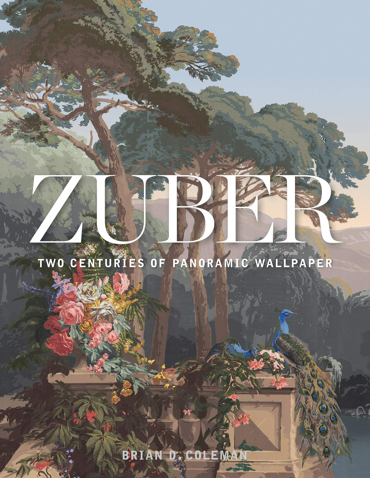 Zuber Two Centuries Of Panoramic Wallpaper Amazon De Brian