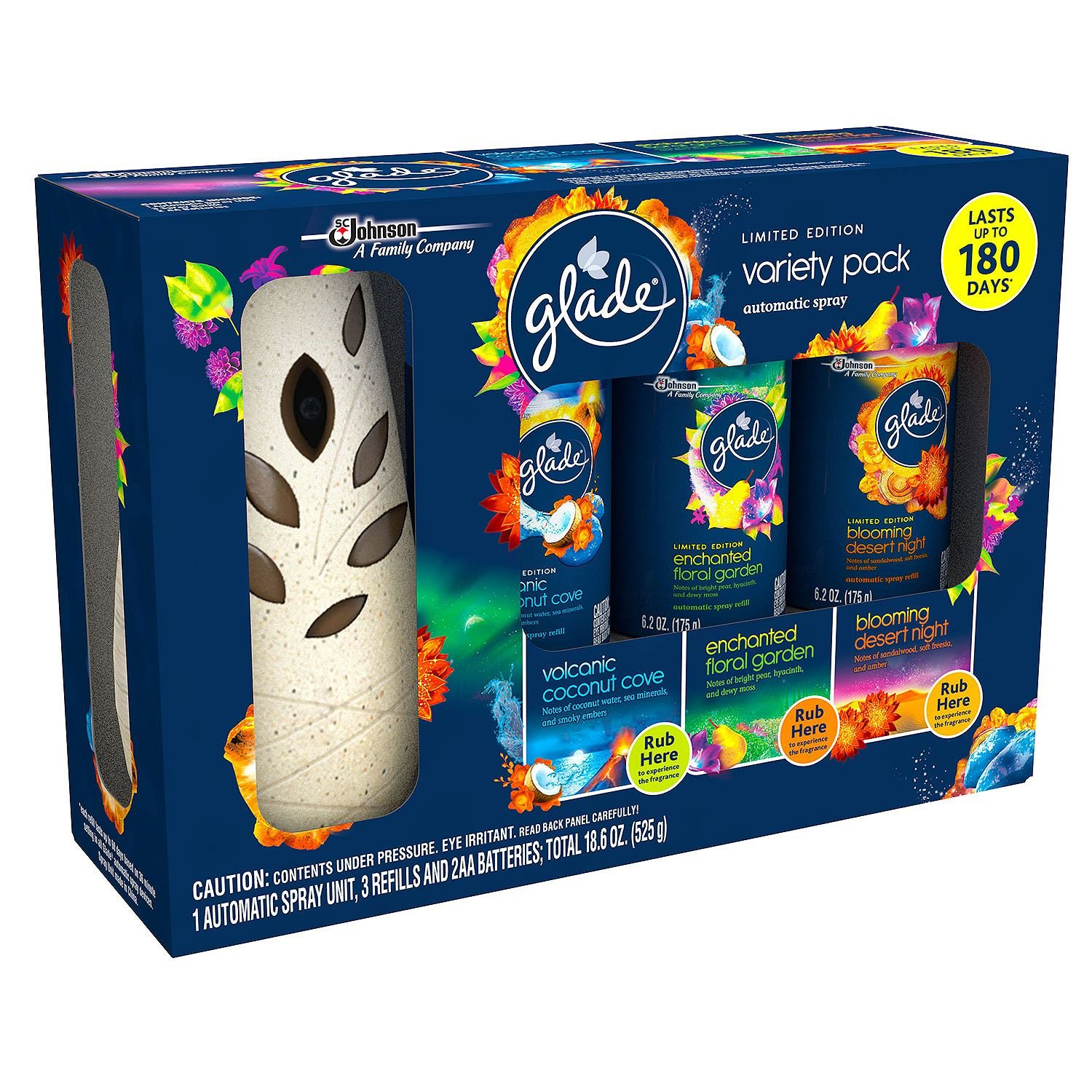 Glade Limited Edition Variety Pack