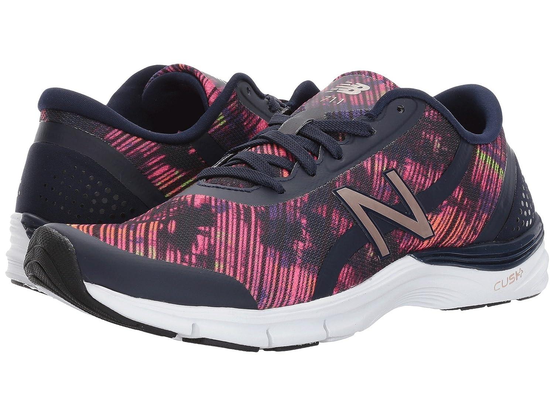 上品なスタイル (ニューバランス) New Velocity Balance レディーストレーニング競技用シューズ靴 WX711 5 Pigment/Striped Velocity Graphic WX711 5 (22cm) D - Wide B078FZ27RT, 健康な髪:830e7c27 --- tradein29.ru