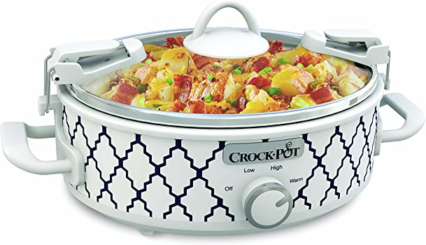 Crockpot Mini Casserole Crock Slow Cooker