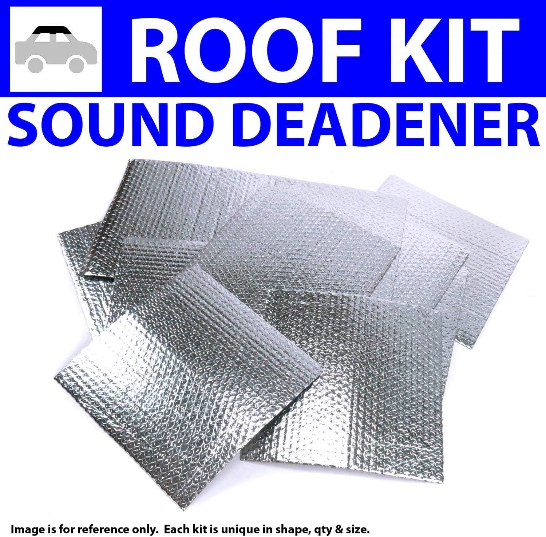 for 71-12 Jeep Headliner Stg3 Roof Kit Zirgo 315683 Heat and Sound Deadener
