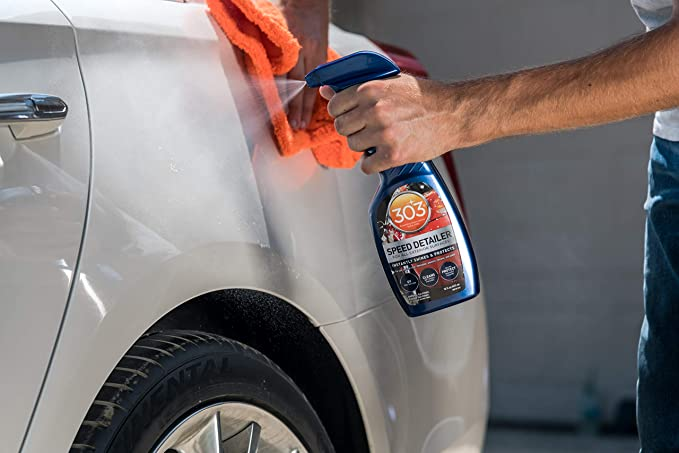 Amazon Com 303 Quick Car Detailer With Uv Protectant High Gloss