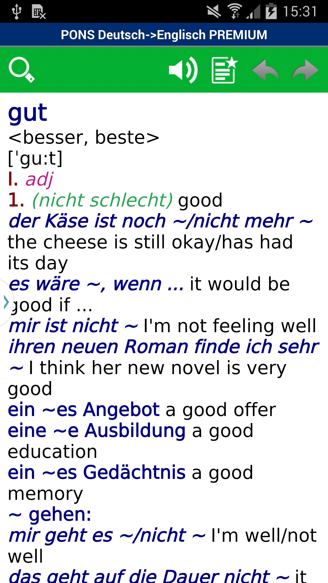 best german english dictionary software