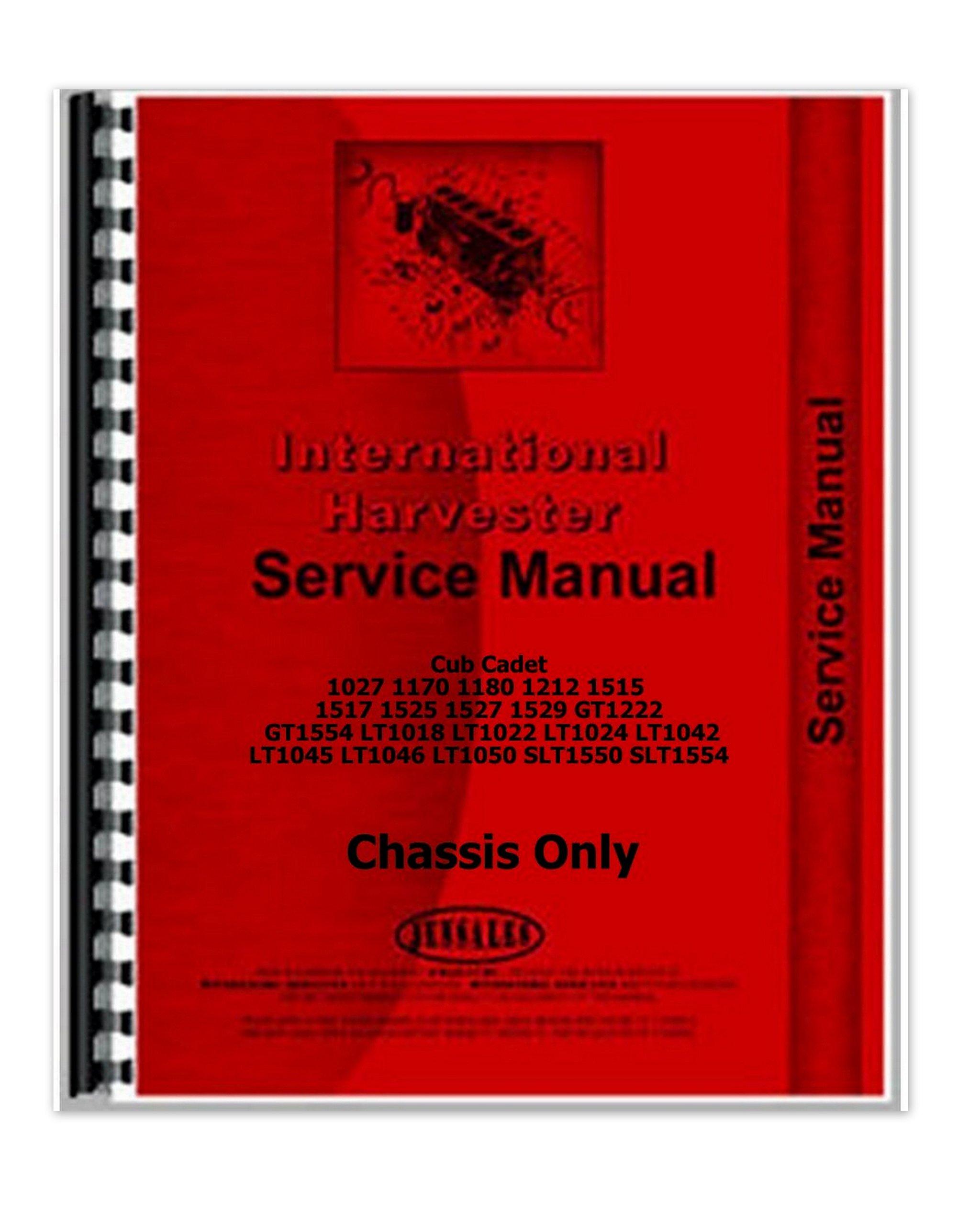 1170 cadet manual