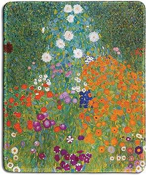 Sunflowers Mouse Pad Klimt by Art Plates