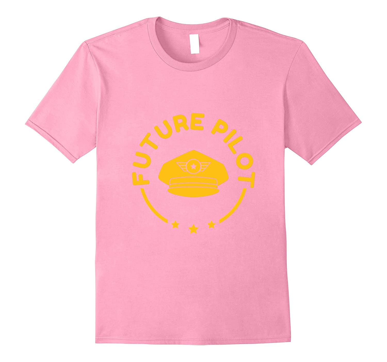 Funny Future Pilot T-shirt School Teacher Student Meme Quote-Vaci