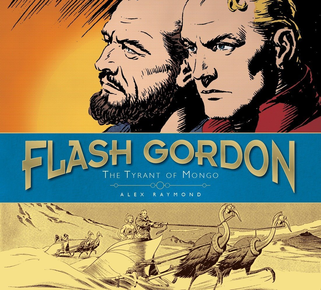 Download The Tyrant of Mongo (The Complete Flash Gordon Library) PDF