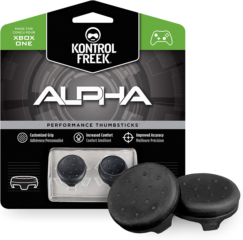 KontrolFreek Alpha Xbox One - Funda para Botones Joystick: Amazon ...