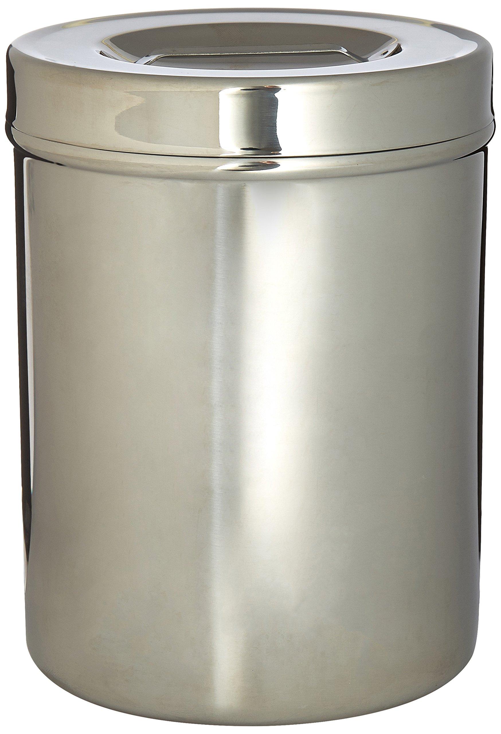 Graham-Field 3233 Dressing Jar, 2 1/8 quart, 6 7/8'' x 4 7/8''