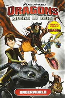 Amazon dragons riders of berk volume 5 the legend of dragons riders of berk volume 6 underworld how to train your dragon ccuart Image collections