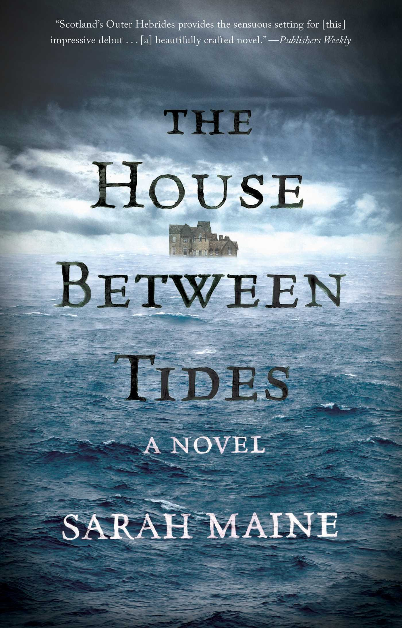 The House Between Tides: A Novel by Atria Books (Image #1)