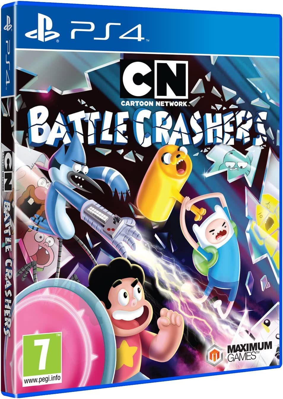 Cartoon Network - Battle Crashers [Importación Inglesa]: Amazon.es ...