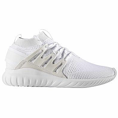 Adidas Men s Tubular Nova S80106 Pk Ftwrwhite Vintagewh Primeknit Running  Shoe Sneakers (44 EU e601f832d