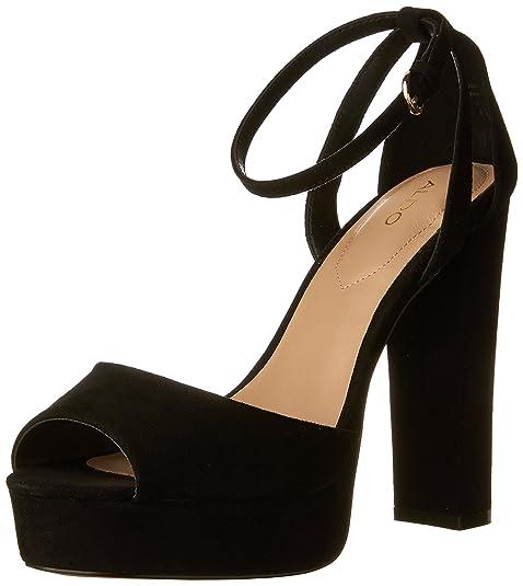 55f5eedf73e Aldo Women s OLIVARRA Heeled Sandal  Amazon.ca  Shoes   Handbags
