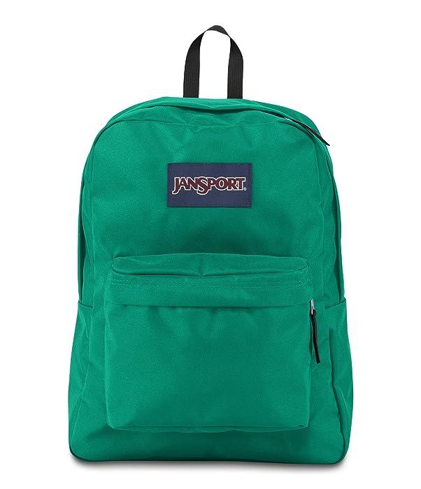 Top 8 Jansport T501 Superbreak Backpack  Aqua Dash
