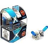 Lot de 2ampoules Bluetech® Plus H755W 9500K effet Xenon, autorisées pour la circulation en Allemagne
