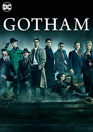 Image result for gotham the complete series