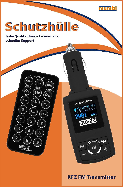 Mumbi Kfz Fm Transmitter Elektronik Mobil Dgn Usb Sd Card Slot Free Aux Kabel Mp3 Transmiter Modulator