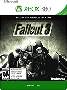 Fallout 3 - Xbox One / Xbox 360 [Digital Code]