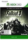 Fallout 3 - Xbox One / Xbox 360 [Digital Code]