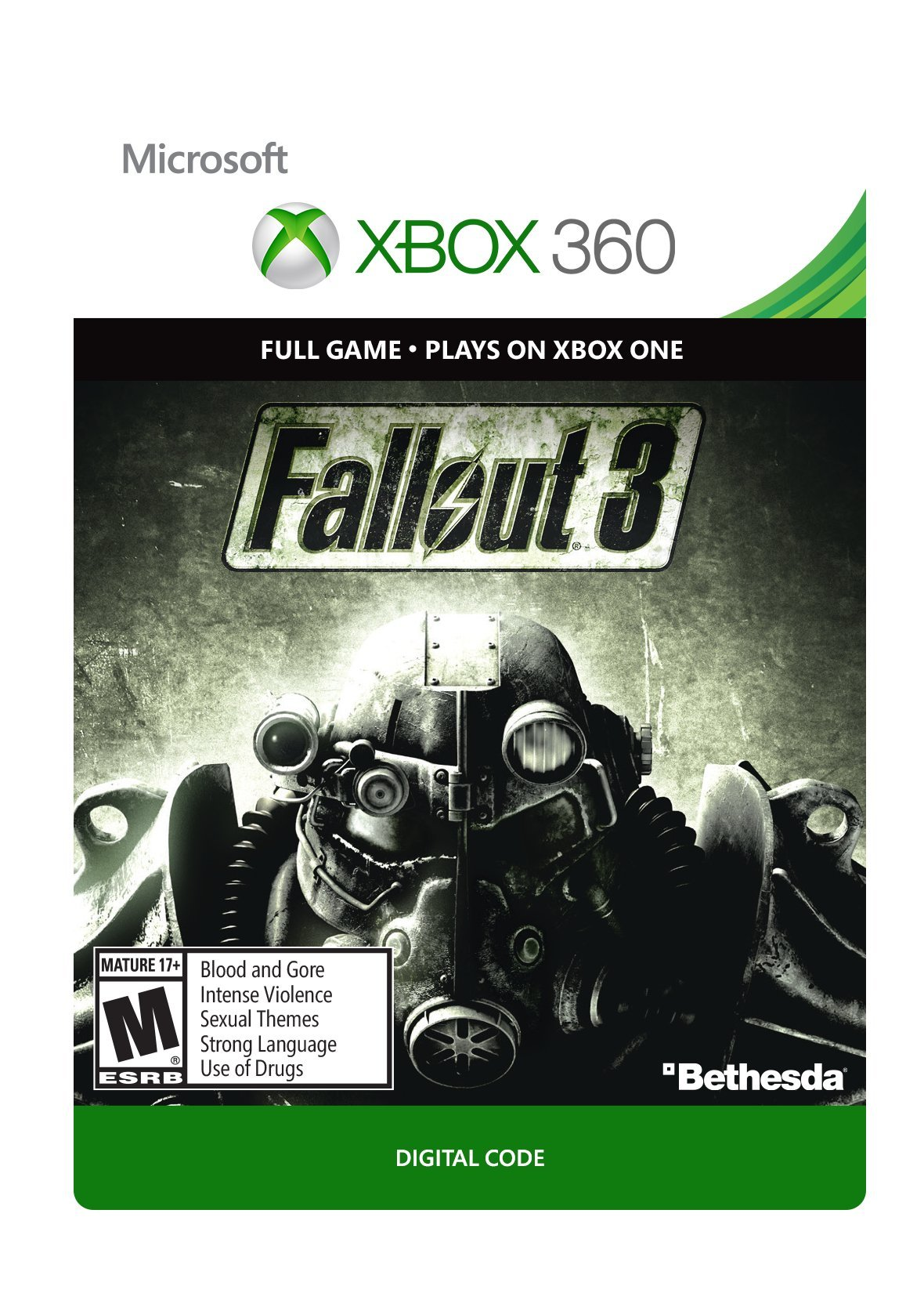 Amazon com: Fallout 3 - Playstation 3: Artist Not Provided