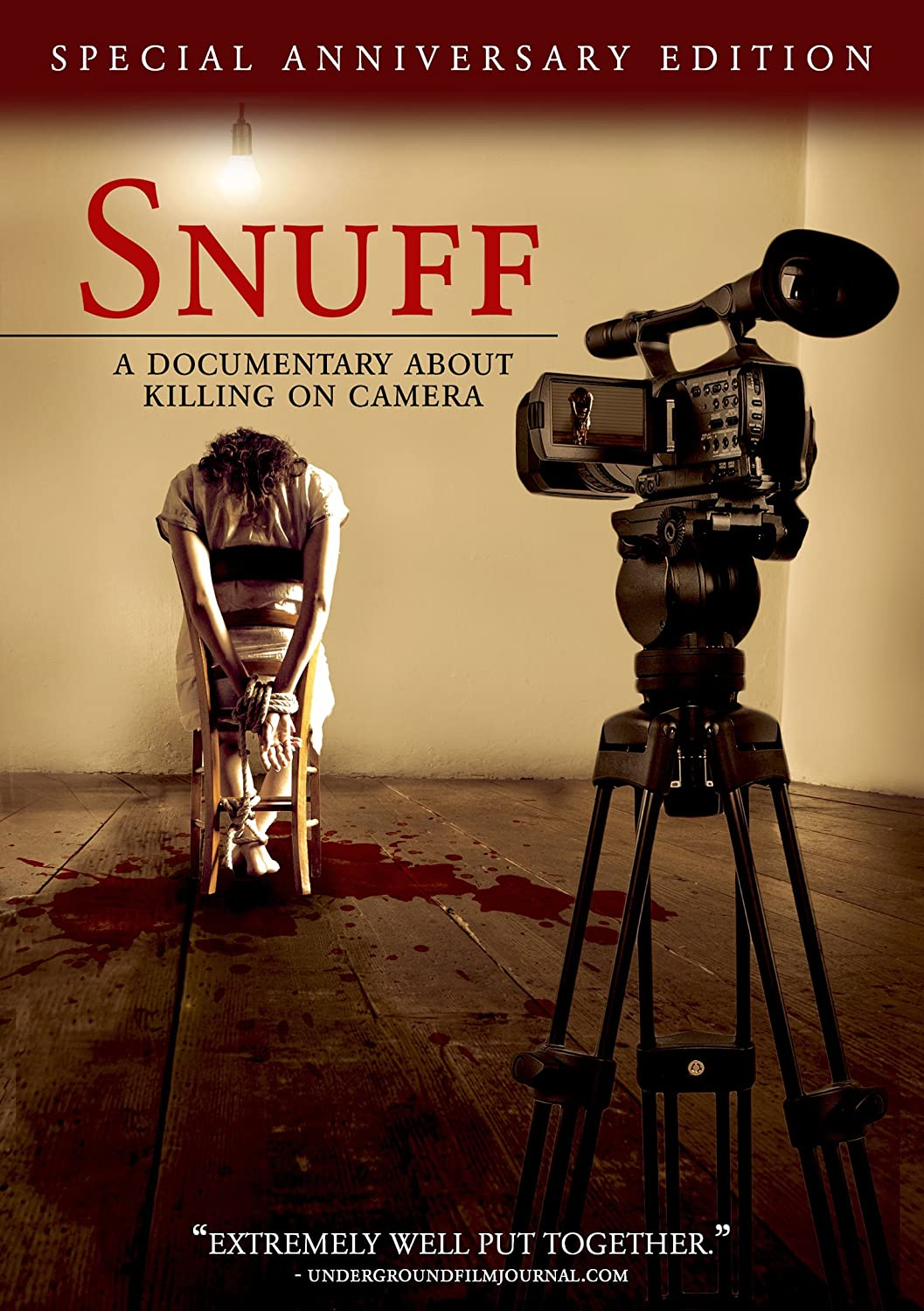 Amazon.com: Snuff: A Documentary About Killing On Camera (special Edition):  Larry C. Brubaker, Todd Cobery, Linda Flanders, Nathan Paulson: Movies & TV