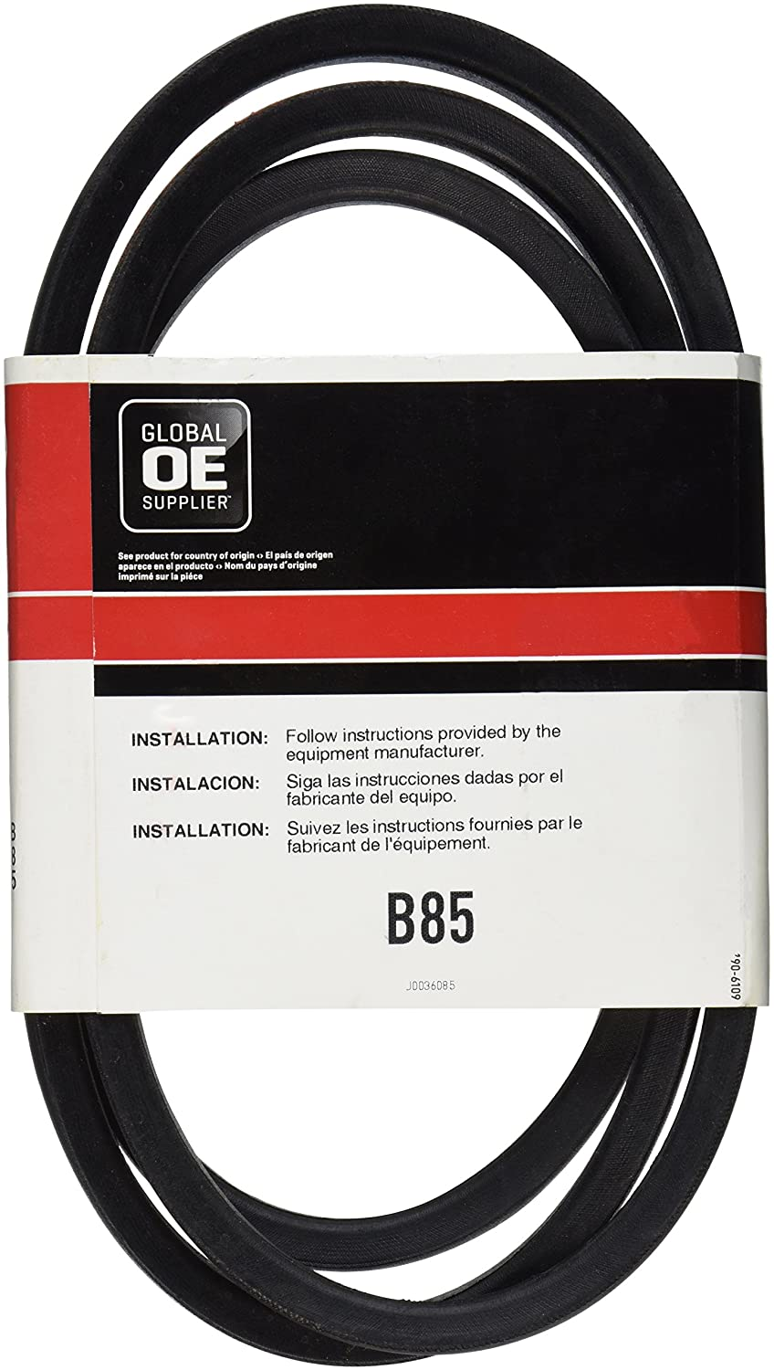 Gates B85 Hi-Power Belt