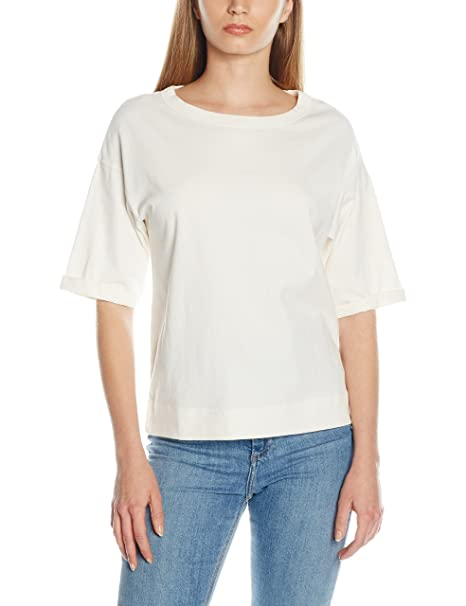 Levis SUTRO tee, Camiseta Mujer, Marfil (Marshmallow), X-Small