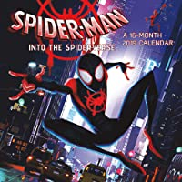 2019 Spider-Man: Into the Spider-Verse Wall Calendar