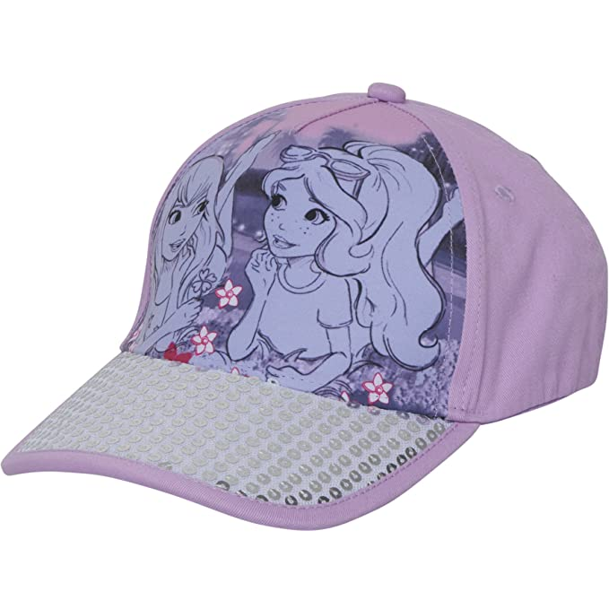 LEGO Wear Girl Friends Camilla 122-CAP, Gorra para Niñas, Morado (Light Purple 607), 52 cm: Amazon.es: Ropa y accesorios