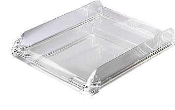 Rexel Nimbus 2101504 - Bandeja de escritorio, 6 cm x 27,4 cm x