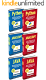 Computer Programming: 6 Books in 1: Beginner's Guide + Best Practices to Programming Code with Python, JavaScript and Java