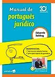 Manual de português jurídico - 10ª edição de 2018