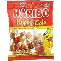 HARIBO Happy Cola Jelly Candy - 80 grams