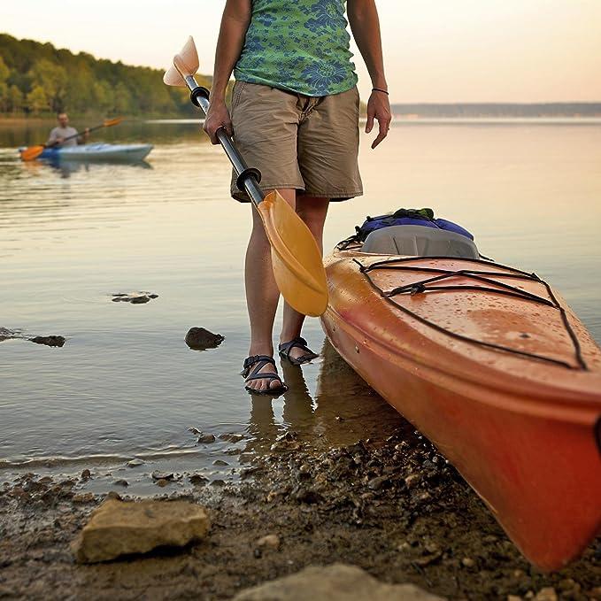 DURAMAXX &Bull; Sea Mule BL • Carro de Transporte para Kayak • Acolchado • Plegable • Desmontable • Ruedas de Goma • Carga máx.