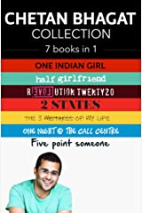 Chetan Bhagat Collection (7 Books in 1) Kindle Edition