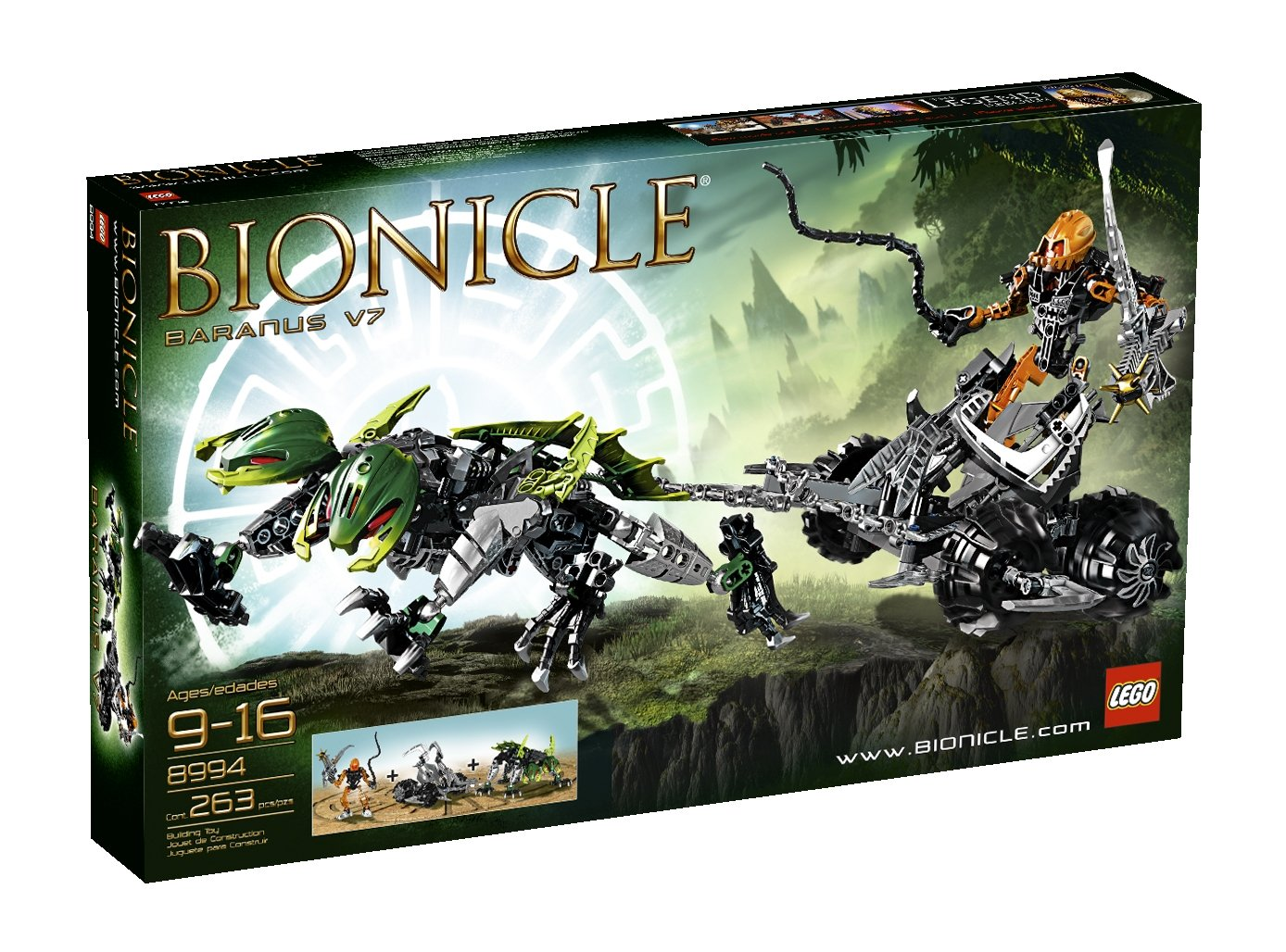 Top 15 Best Lego BIONICLE Sets Reviews in 2020 10