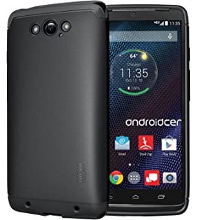 Amazon.com: Slim – Carcasa para Motorola DROID Turbo, Clear ...