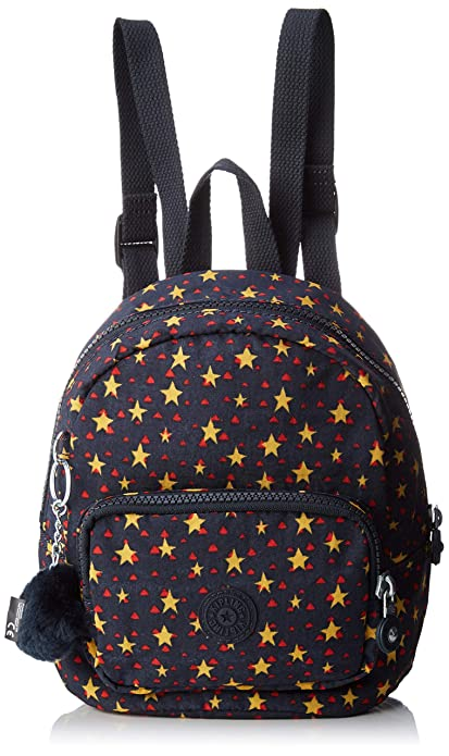 Kipling - Munchin, Mochilas Mujer, Multicolor (Cool Star Boy), 19x21.