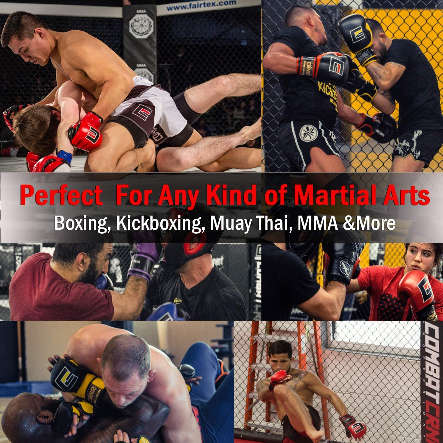 Fighting Sports Pro Mexican Handwraps