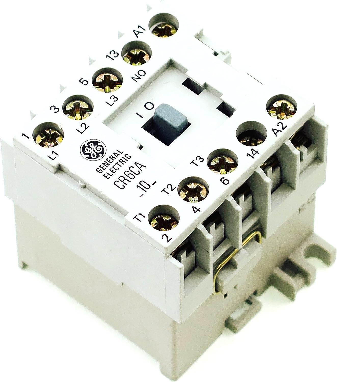 3P Sprecher Schuh Contactor 50//60Hz Series C 110//120V CA7-30-00-120