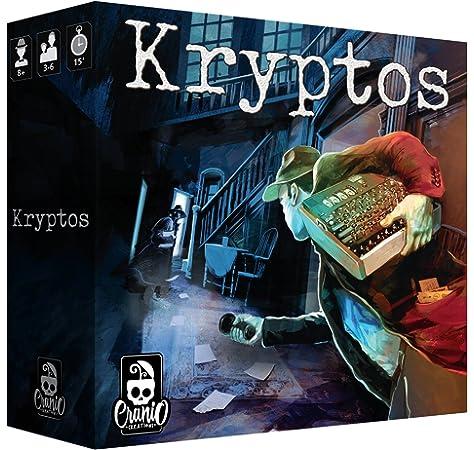 Cranio Creations cc078 Kryptos: Amazon.es: Juguetes y juegos